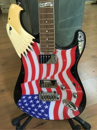 Guitarra eléctrica Italia Freebird
