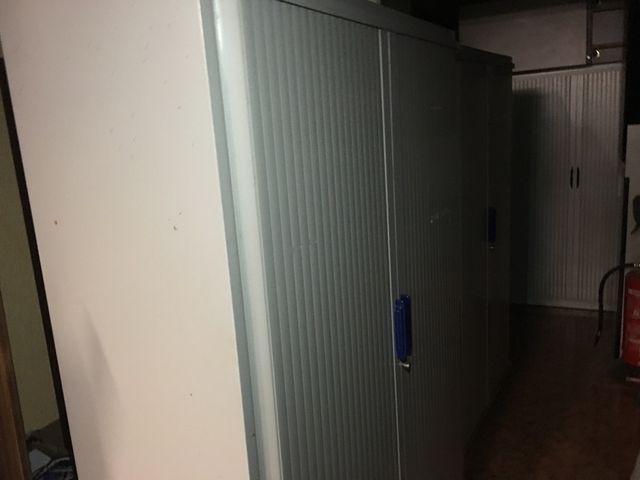 Armarios met licos puerta corredera para oficina de - Armario 120 puertas correderas ...