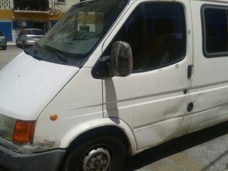 Ford transit. 1200 negociables Itv y seguro al dia.