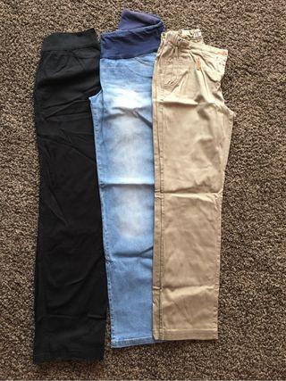 Ropa embarazada 3 pantalones