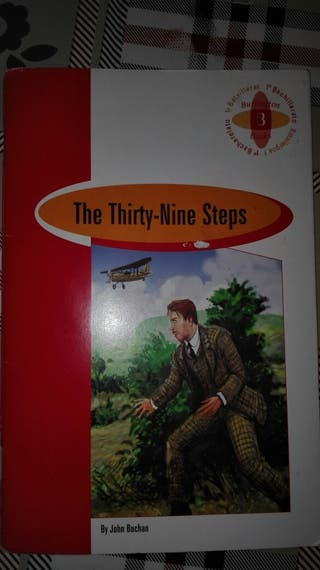 The thirty-nine steps. By john buchan