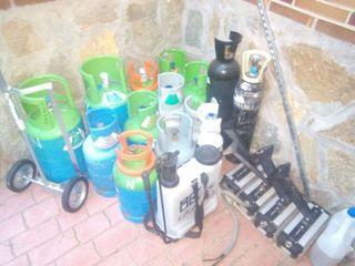 Material y herramienta clima ( gas refrigerente )