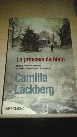 La princesa de hielo de Camila Lackberg