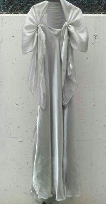 Vestido elegante talla 42