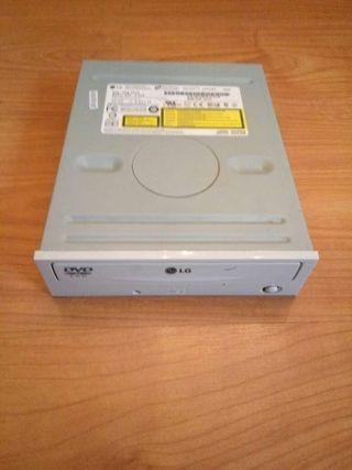 Lector dvd ordenador