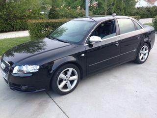 Audi a4 2.0 tdi 140 c s line