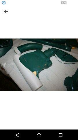 Sistema de limpieza Kobold