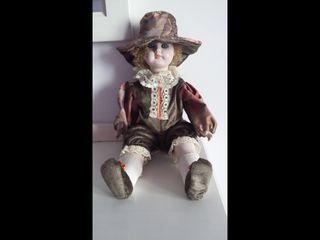 Muñeca Porcelana Ramon Ingles