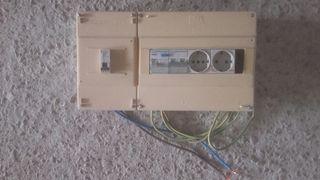 Cuadro electrico monofasico