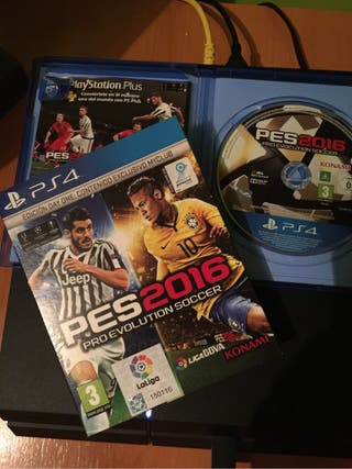 The Last Of Us & Pes16
