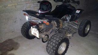 Quad honda 400cc