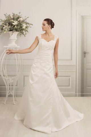 Vestido novia.