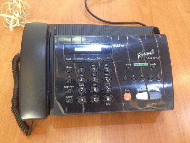 Fax Telefono Brother 510