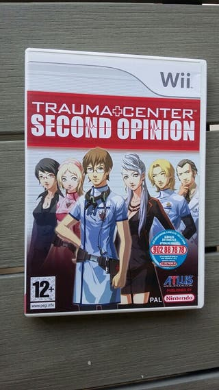 Trauma Centre second opinion