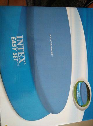 Cubre piscina de 3m de diametro