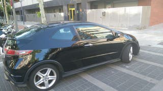 Honda civic type s 2009 1.8 140 cv