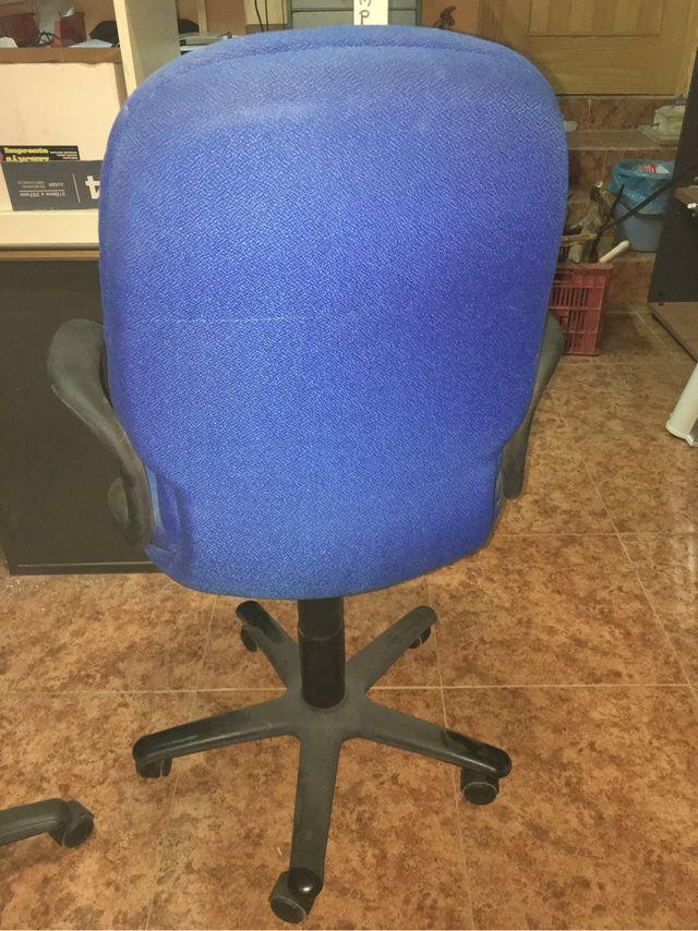 Sillas giratorias ajustables de calidad oficina