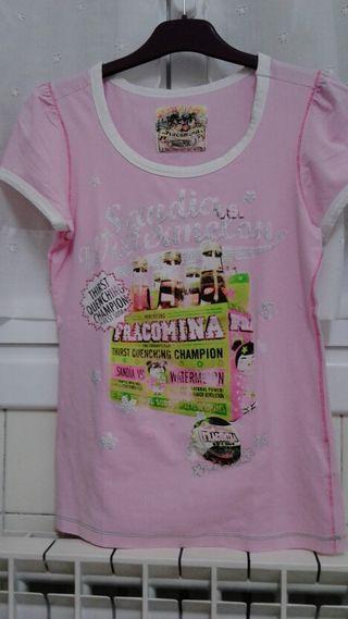 Camiseta-Niki FRACOMINA