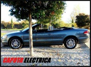 Chrysler sebring 2.7 cabrio limited