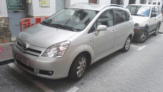 Toyota corolla verso para uso familiar