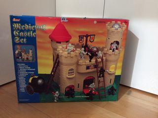 Castillo Medieval Redbox