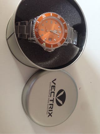 Reloj vectrix