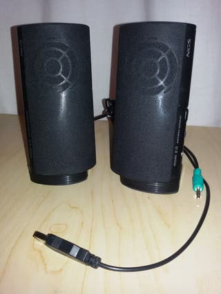 Altavoces Ngs.
