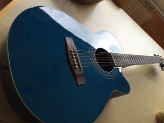 Guitarra stagg electroacustica