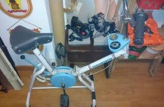 Bicicleta estática antigua GAC Mobylette