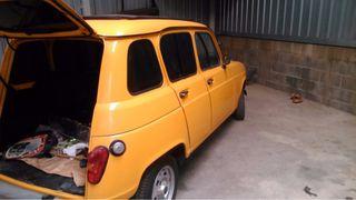 Renault 4L Cabrio