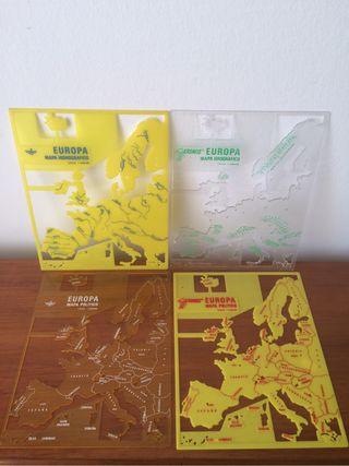 Plantillas Escolares EGB / Plantillas años 80