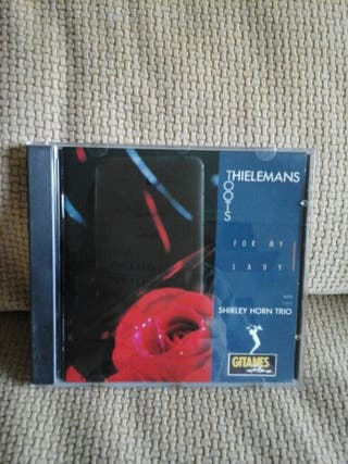 Cd de TOOTS THIELEMANS & SHIRLEY HORN TRIO, JAZZ