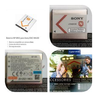 Batería Original Li-ion Sony NP-BP