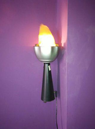 Lámpara antorcha