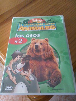 Pelicula dvd infantil los osos