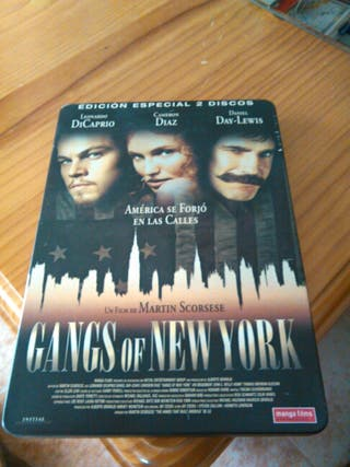 Pelicula dvd Guns of New York