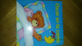 Libro Oscar en la cama