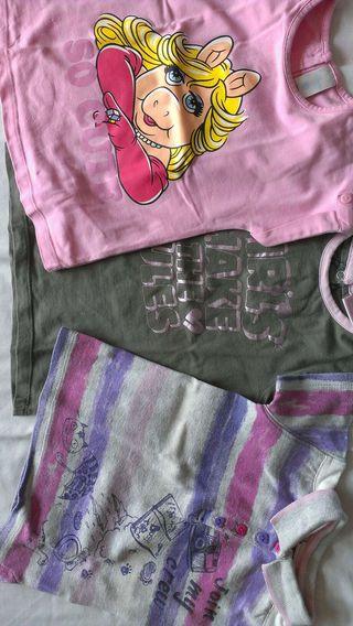 Polos y camiseta 9-12 meses