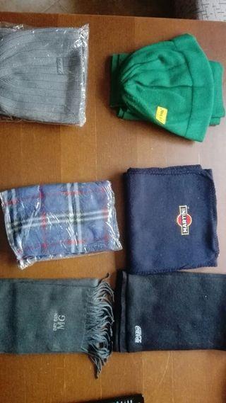 Bufandas y packs de bufanda- gorro