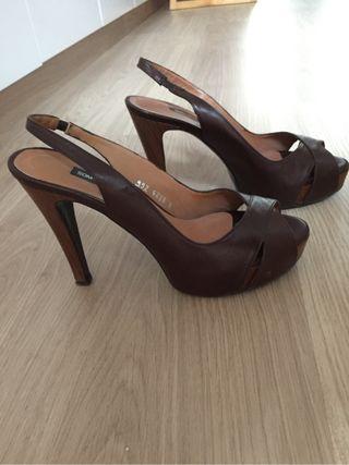 Zapatos de lujo Som mits un par de usos
