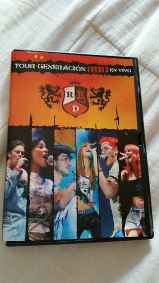 DVD rbd