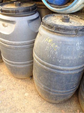 Bidones de 250 liters