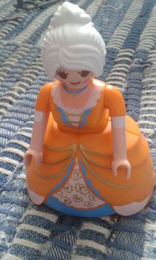 Dama Playmobil serie 8