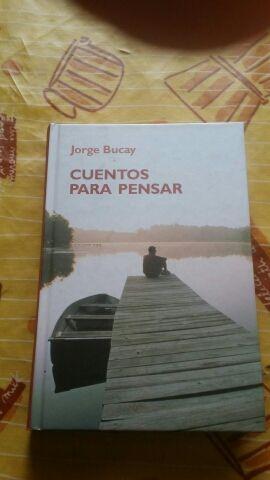 Libro auto ayuda Jorge Bucai