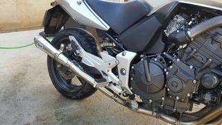 HondaCBF600N