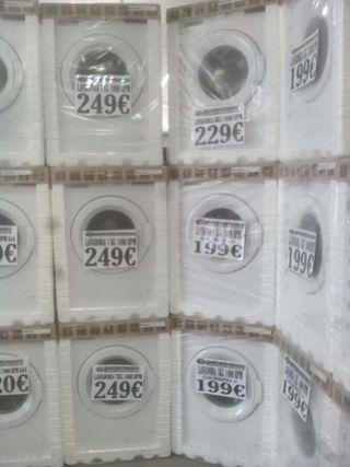 Lavadora nuevas new pol 199€