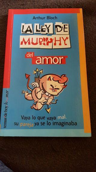 Libro La Ley de Murphy del Amor