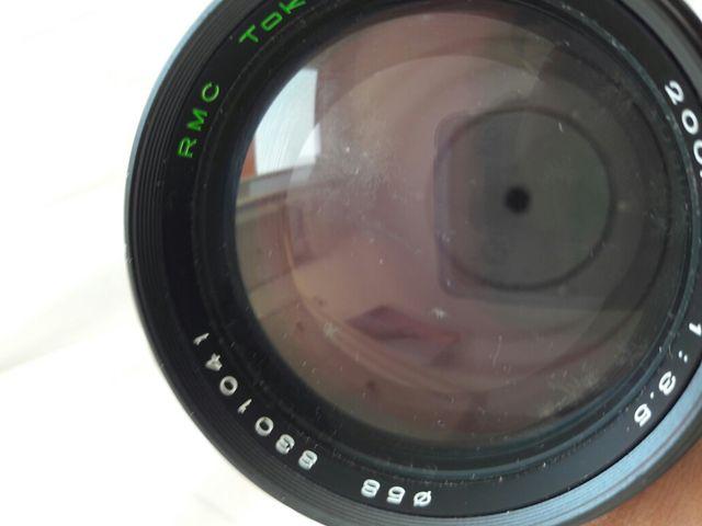 Objetivo Tokina 200mm 1:35 de 58
