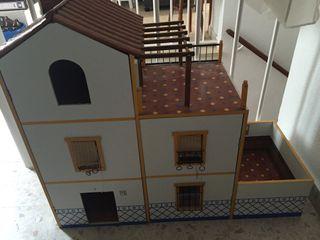 Casa de muñecas sevillana