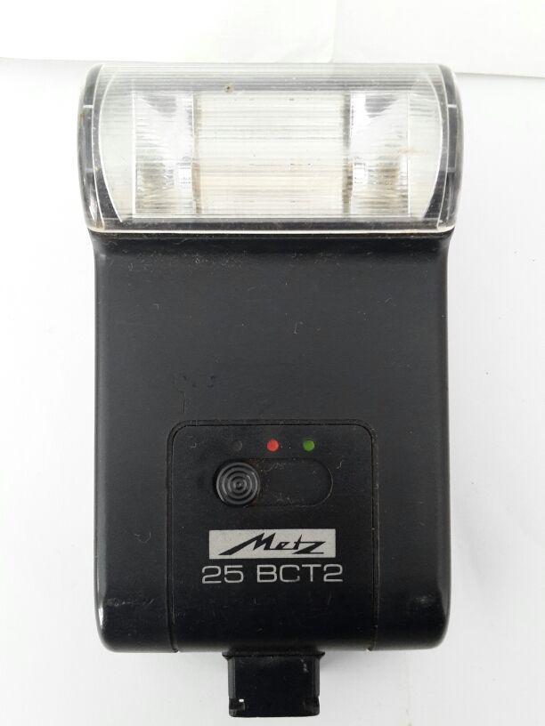 Flash metz 25 bct2 mecablitz